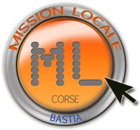Logo Mission Locale Bastia