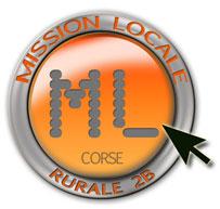 Logo Mission locale rurale Haute-Corse