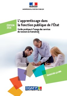 Guide 2016 Apprentissage DGAFP