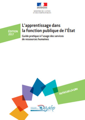 Guide 2017 Apprentissage DGAFP