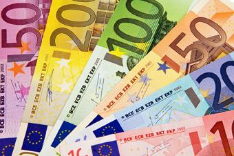 Billets de banque libellés en euros