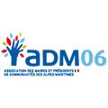 Logo Association des Maires des Alpes-Maritimes