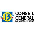 Logo Conseil Général des Bouches-du-Rhône