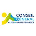 Logo du Conseil Général des Alpes-de-Haute-Provence
