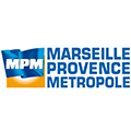 Logo Marseille-Provence-Métropole