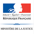 Logo du Ministère de la Justice