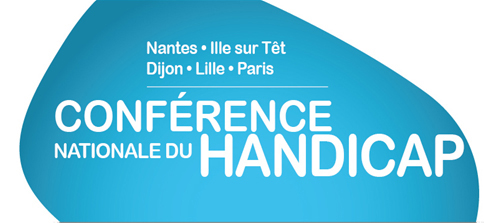 Logo Conférence nationale du handicap