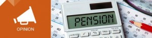 "calculatrice indiquant le mot ""pension"""