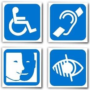 sigles lés aux handicaps
