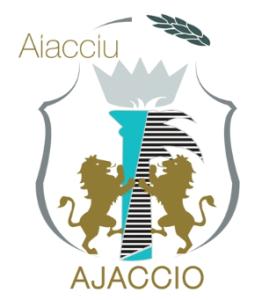 Logo Ville d'Ajaccio