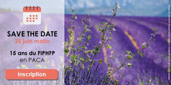 SAVE THE DATE : 25 juin, 15 ans du FIPHFP, inscription